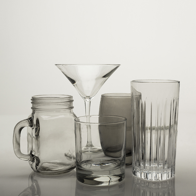Plain Glassware