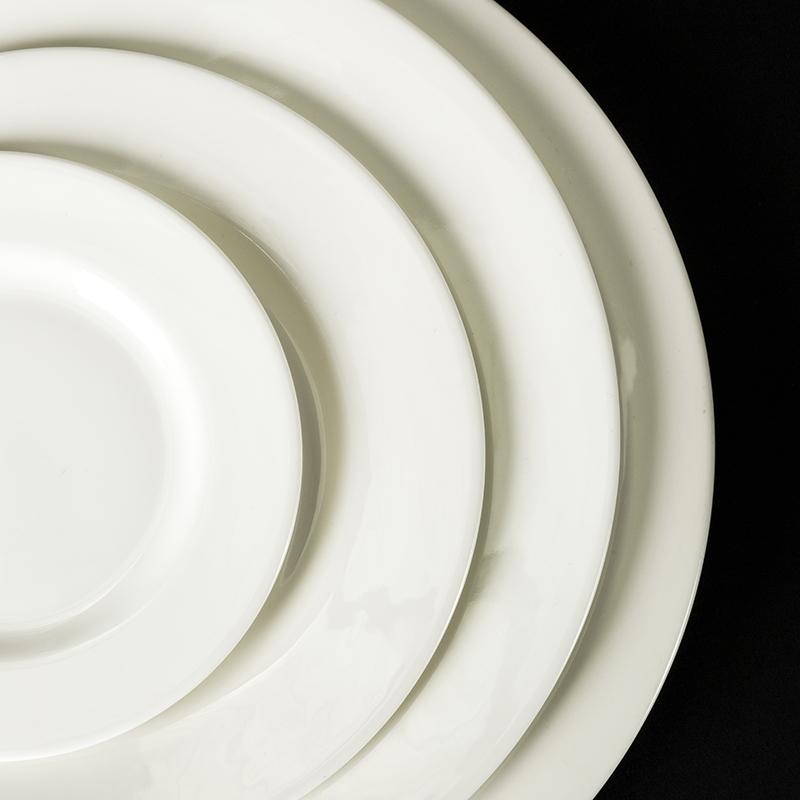 Round Chinaware