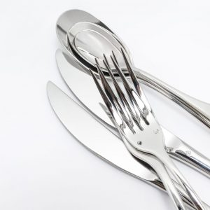 ZYA cutlery by Chef & Sommelier